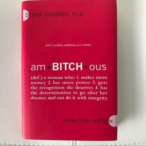 Other - Am-BITCH-Ous Learn How To Be Her Now Book